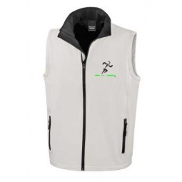 Men's Printable Body Warmer